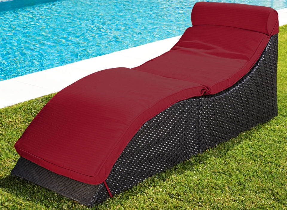 Cubic Chaise Lounger