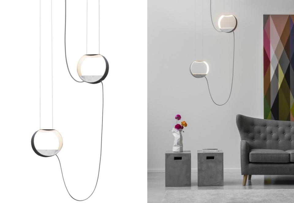 Eau de Lumièreè lamps by Designheure