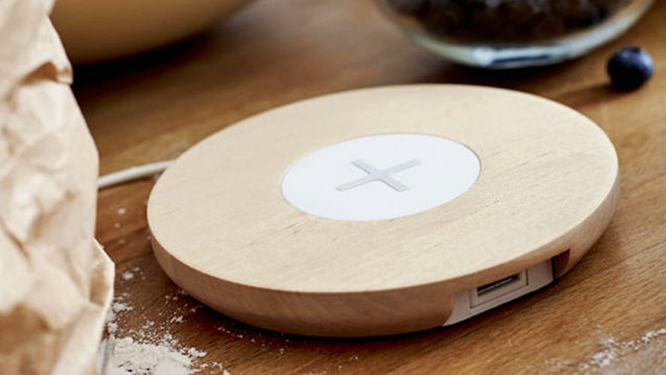 IKEA's line of wireless charging furniture in US