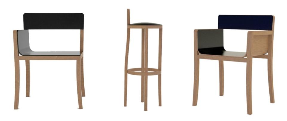 Li-lith Seating Collection
