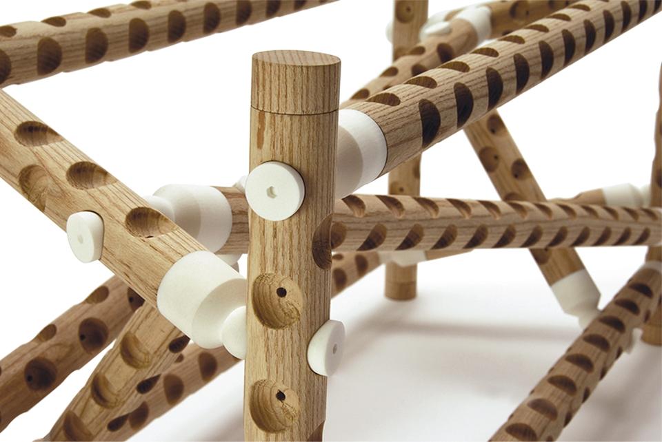 Link Modular Furniture by Christian Sjöström