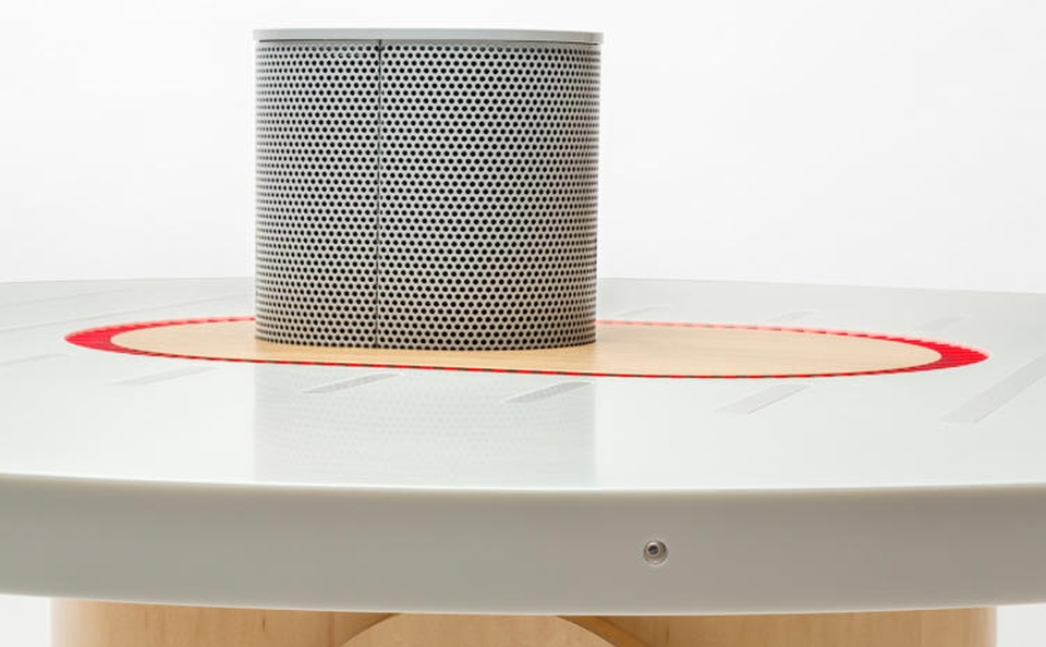 Listening Table by The New York Times