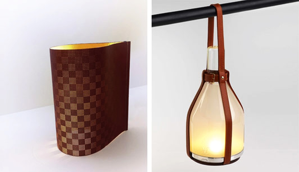 Louis Vuitton's new collection Objets Nomades