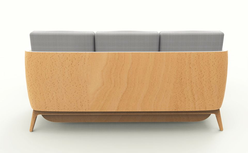 Pandora is made from inexpensive and sustainable wood, with low carbon footprints