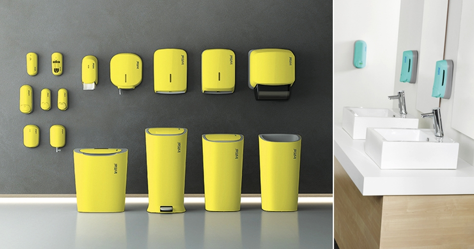Signature Line of Bathroom Accessories by Rentokil Initial