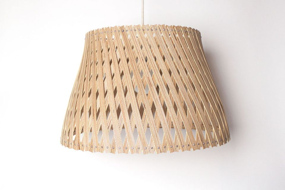 Upcycle Lamp XX
