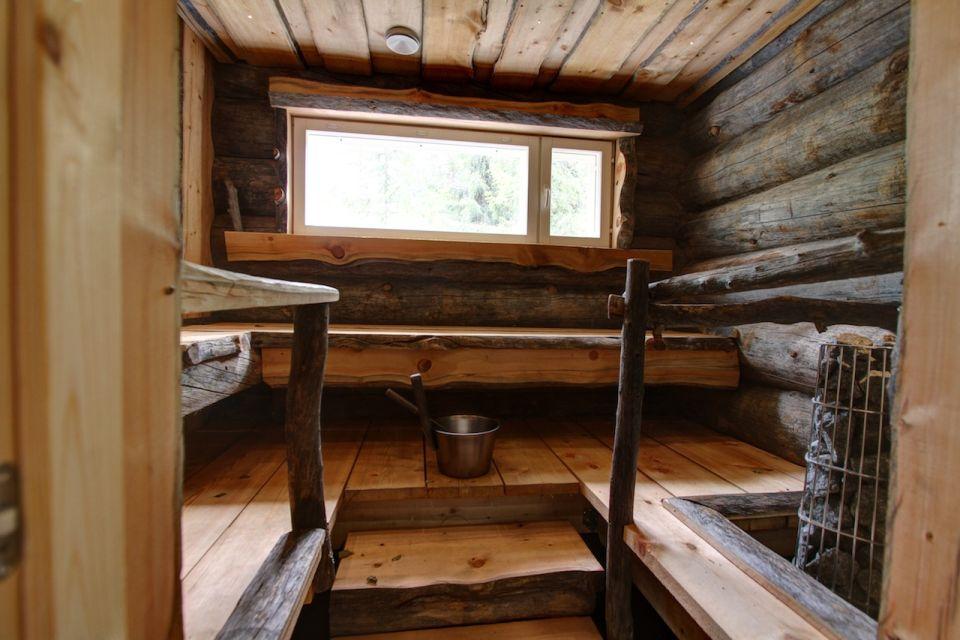 Electric sauna