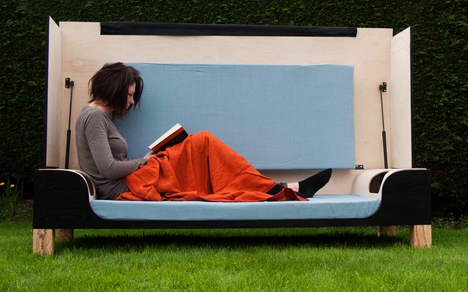 Walden Sofa by Lewis Macleod