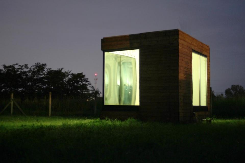 Water House by Matyas Gutai