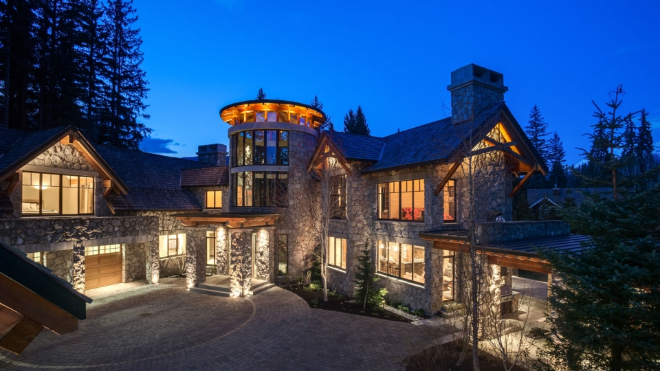 Canada's most expensive resort home for $22M