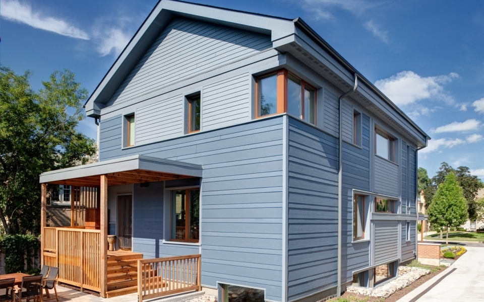 Chicago's first certified passive house for pro athletes