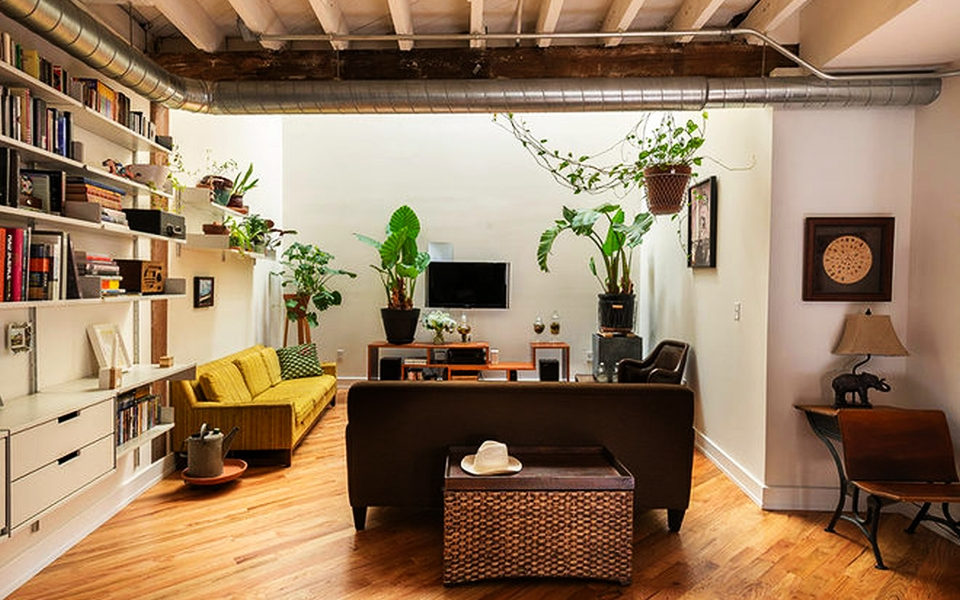 Former pickle factory turned into eco-friendly apartment