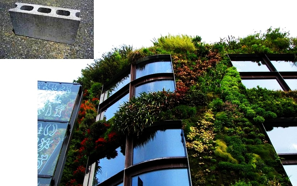 Green-mix concrete is revolutionary way to build sustainable homes