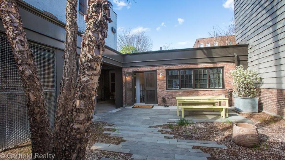 Greenwood Heights' loft-like home