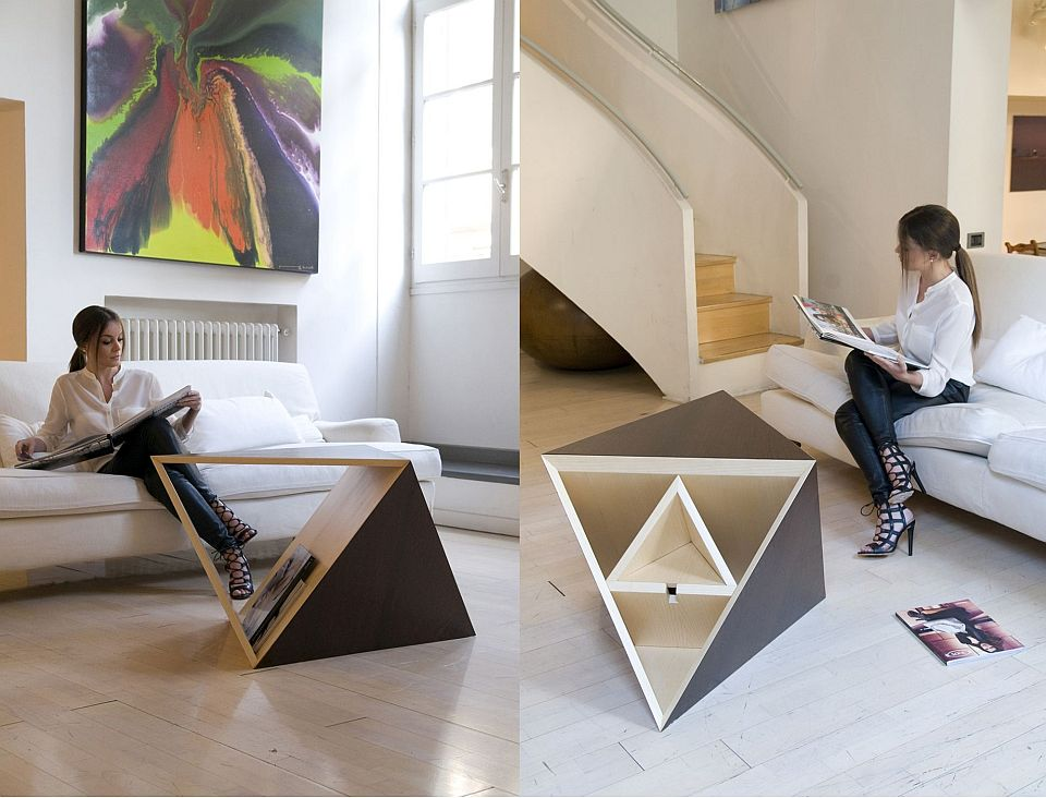 Limit Coffee Table