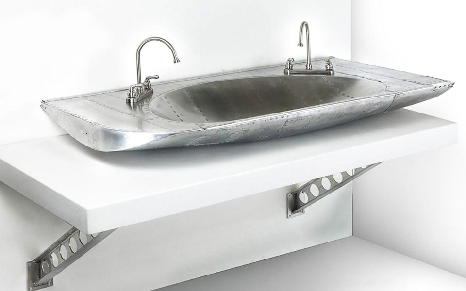 MotoArt Stratotanker Sink