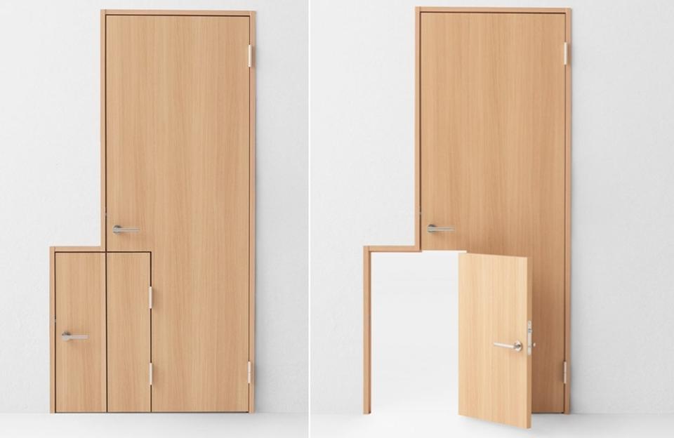 Nendo's Seven Doors