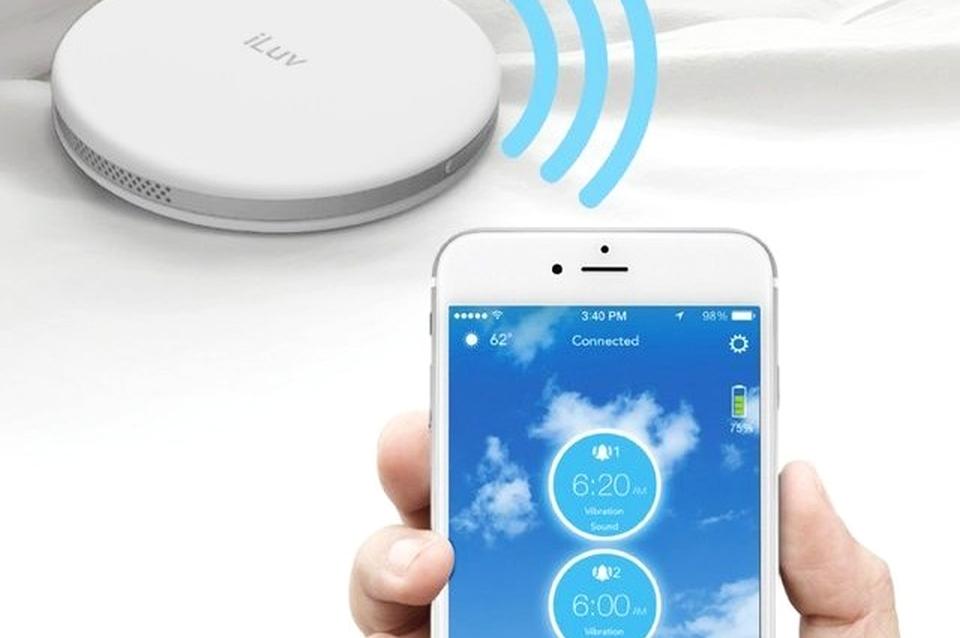 iLuv SmartShaker Alarm