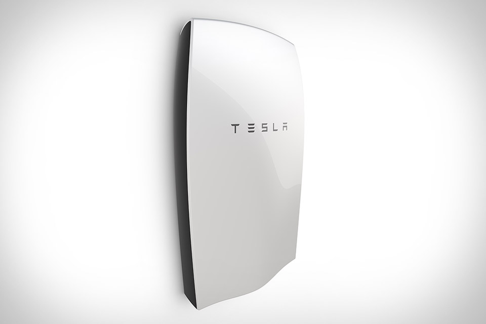 Tesla Powerwell Home Battery System