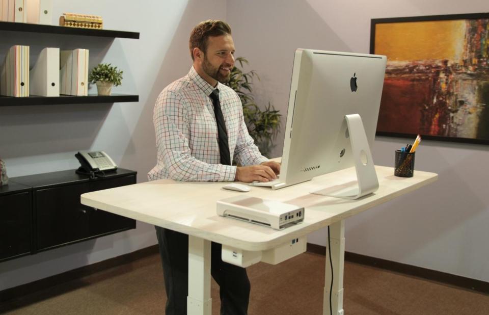 Autonomous Desk