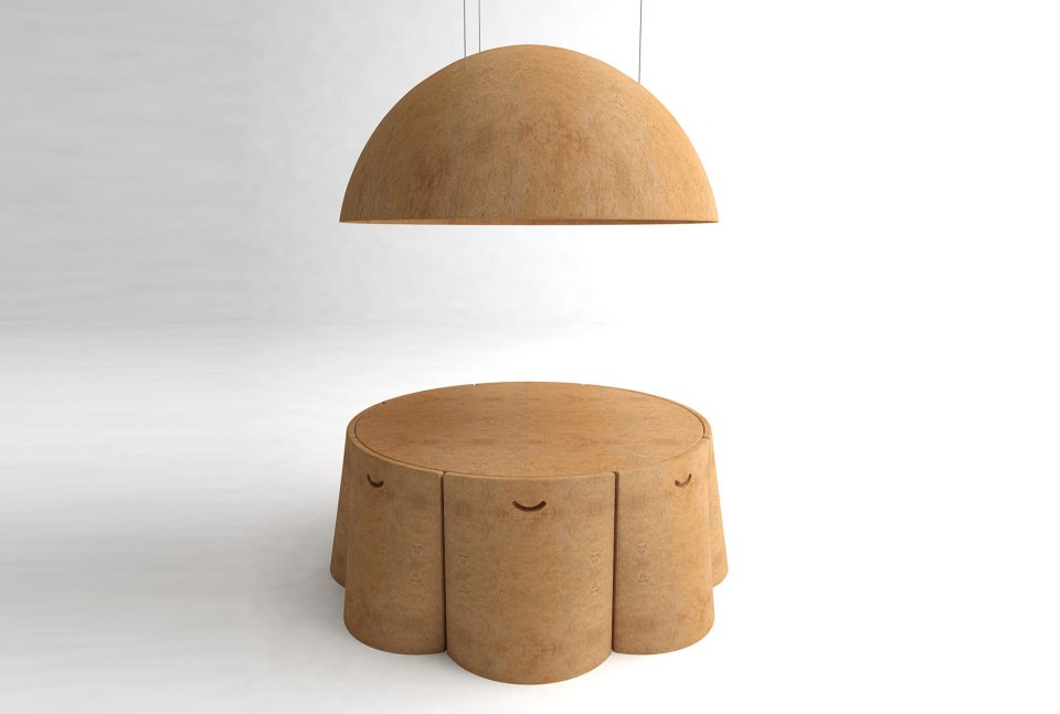 Ayers Cork is the winner of the Bronze A' Design Award at the 2015 A' Design Award & Competition