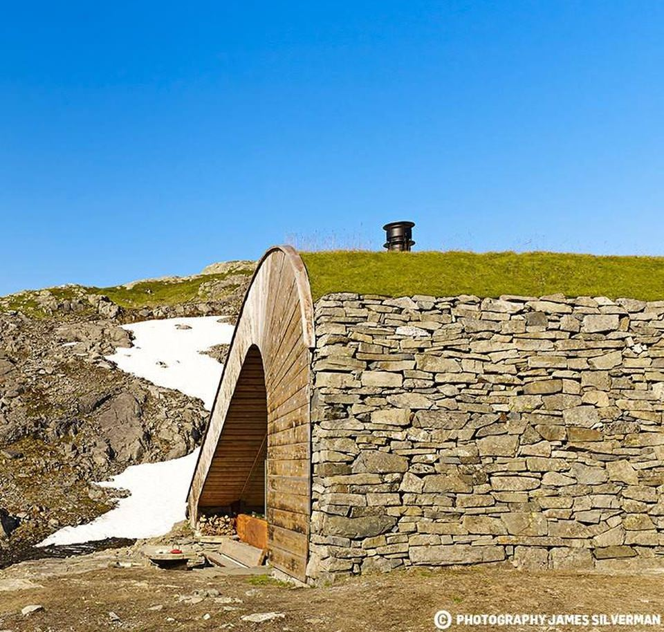 Bjellandsbu mountain cabin