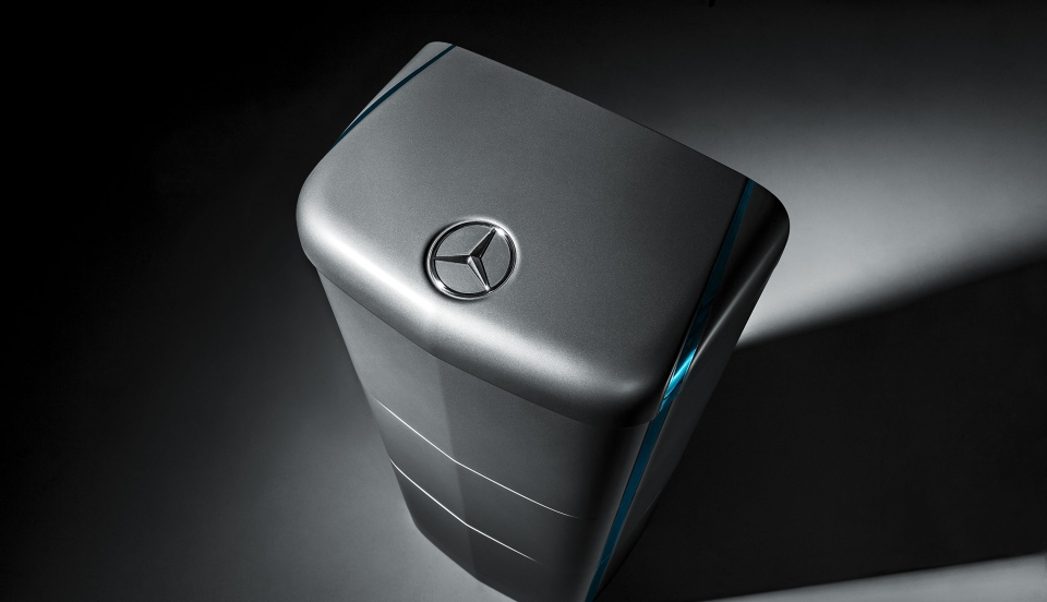 Daimler's Lithium-ion Home Batteries