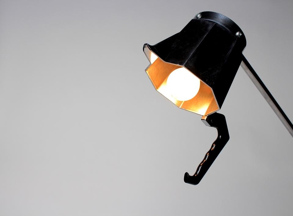 Espresso Maker Desk Lamp