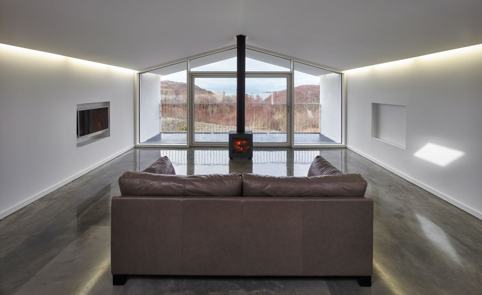 Faire Chaolais by Dualchas Architects