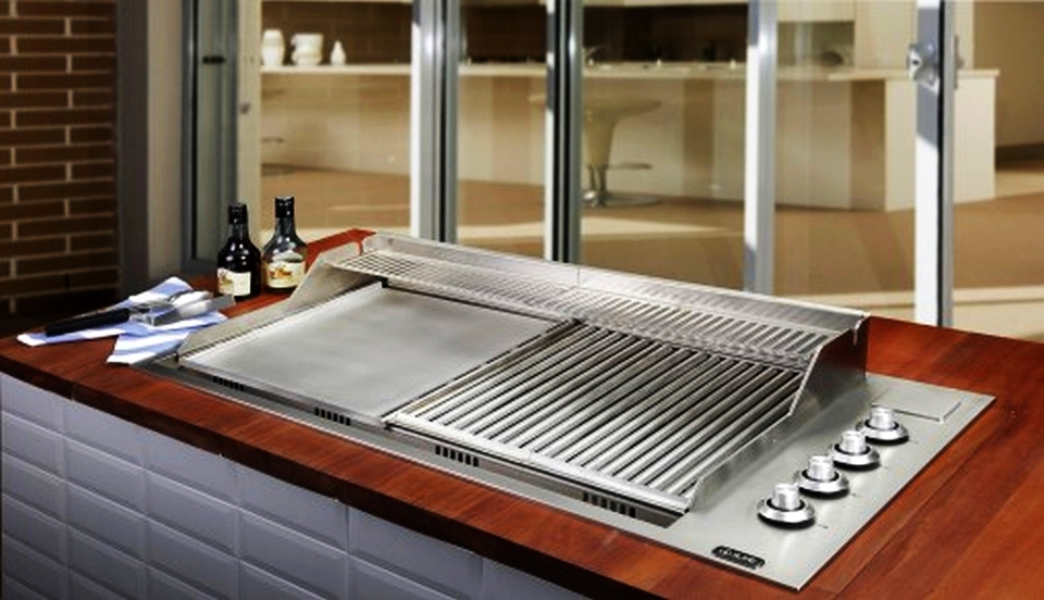 ILVE Professional Outdoor Barbecue