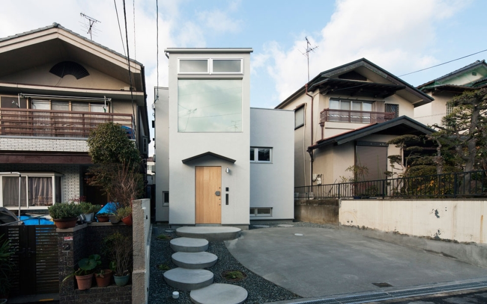 Moon House by Fumi Aso
