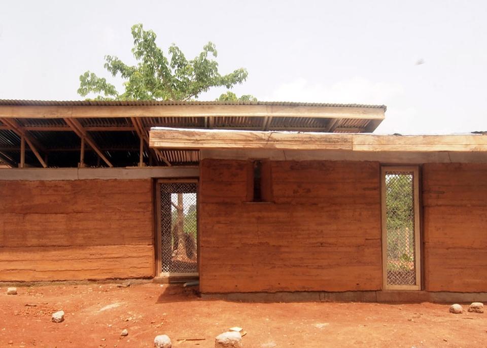 Nkabom House