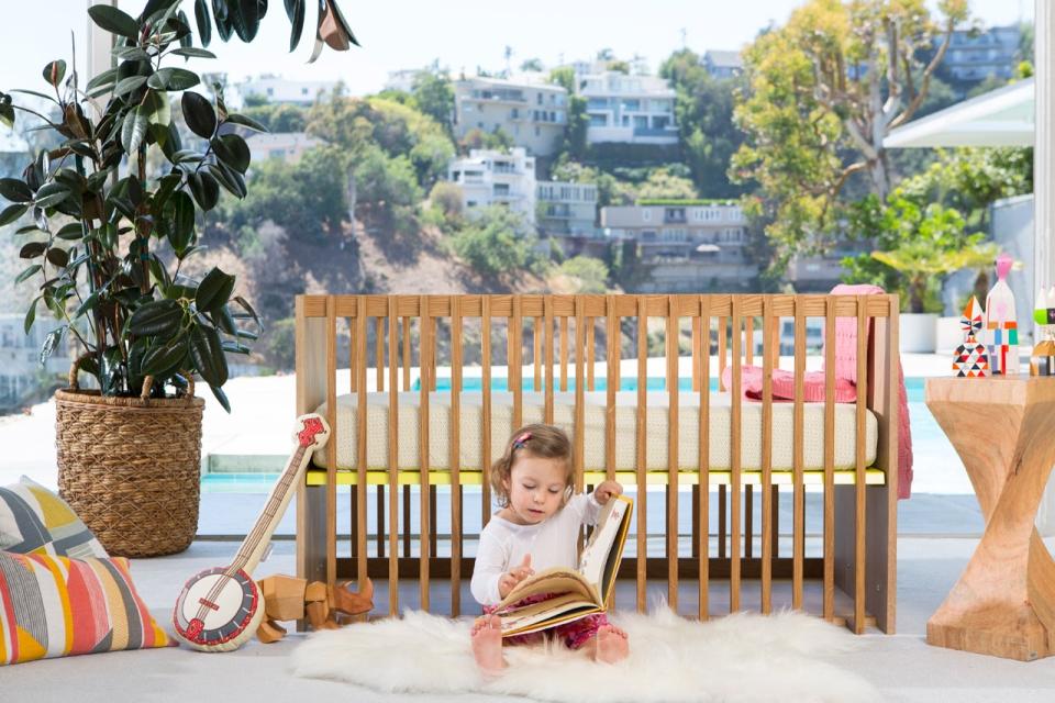Nursery Works Modern Baby Cribs