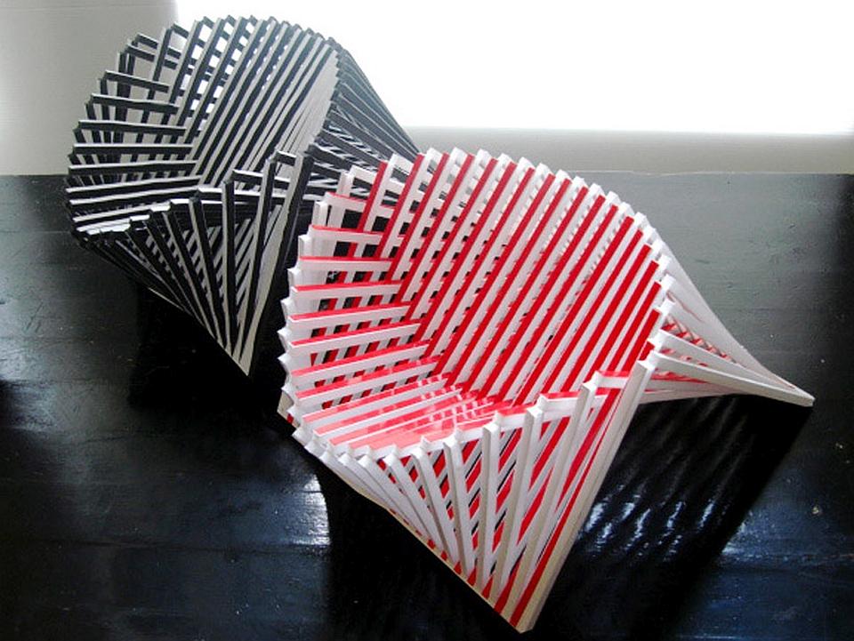 Rising Chair is an RedDot Design Award Winner