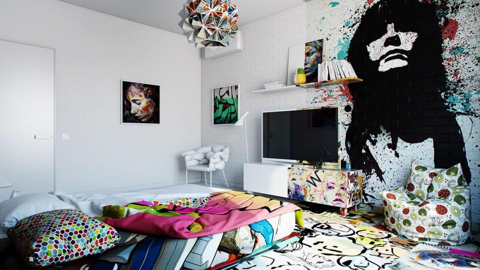 Pavel Vetrov is inspired by TILT's Panic Room
