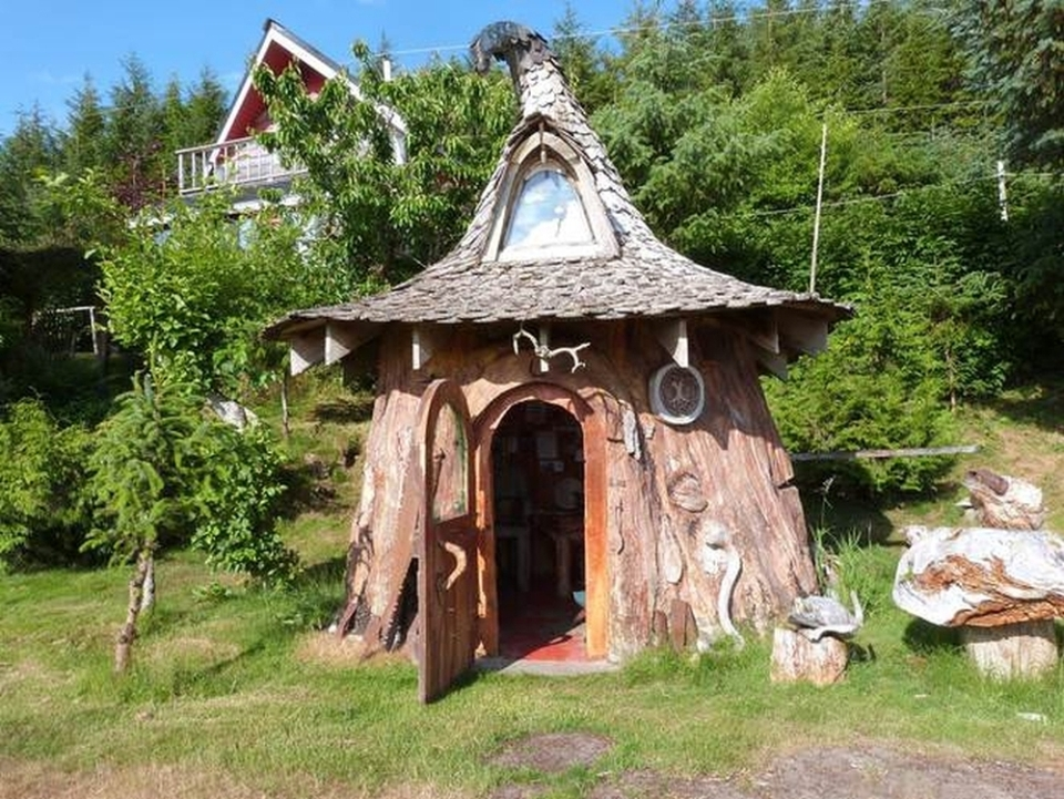 Tiny House in Haida Gwaii