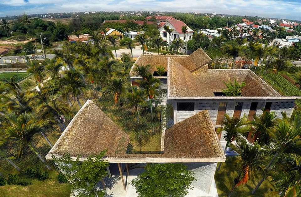 Vietnam Community House by studio 1+2 3