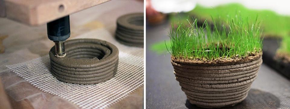 3D Grass Printer