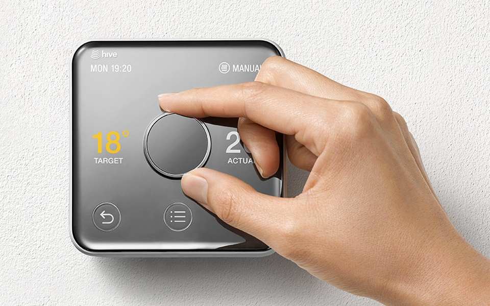 Hive 2 Smart Thermostat by Yves Béhar