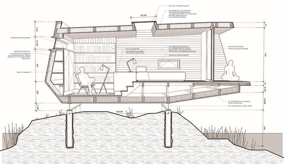 Jug Rock Kayak House