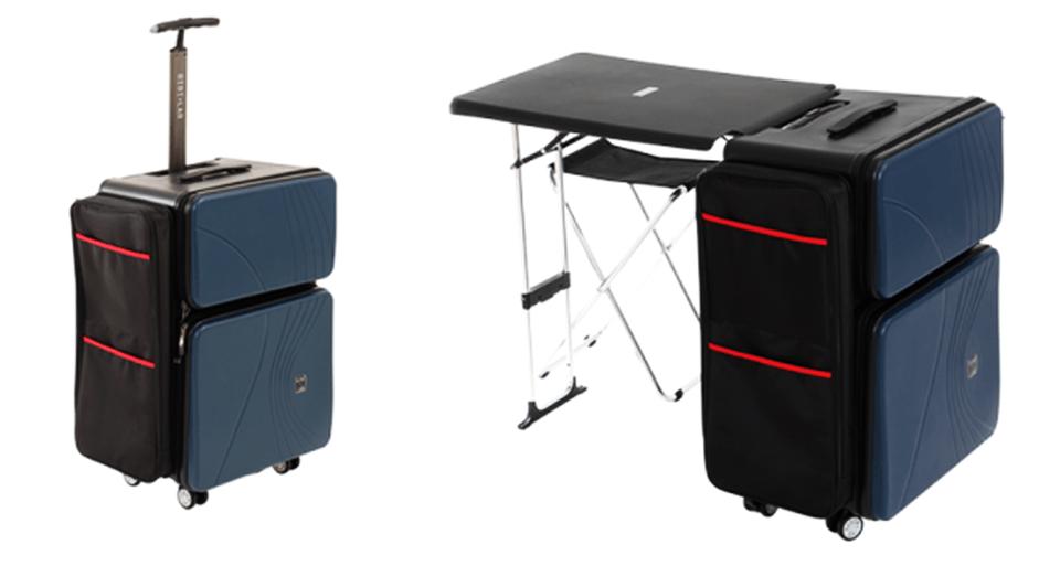 Nomad Suitcase by Bibi Lab