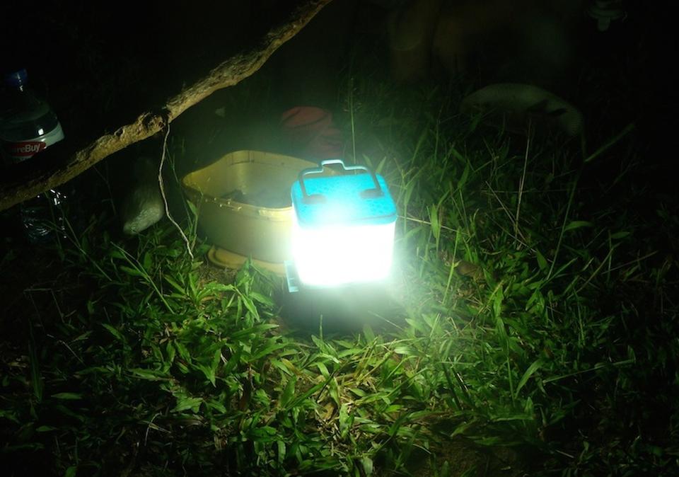 SALt Lamp by Aisa Mijeno