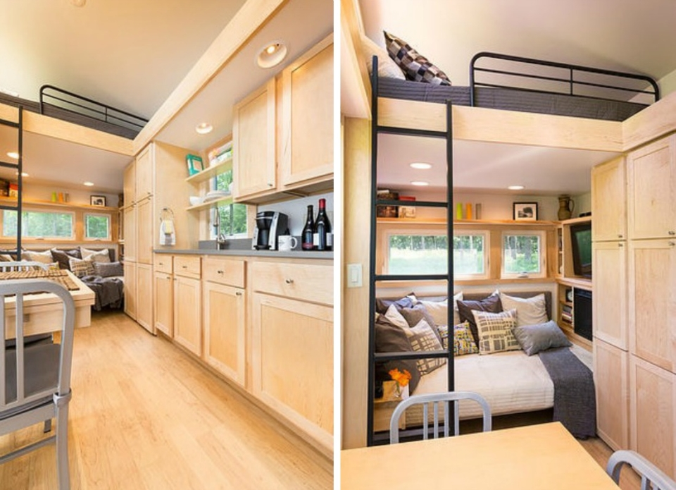 Tiny House by Escape Traveller