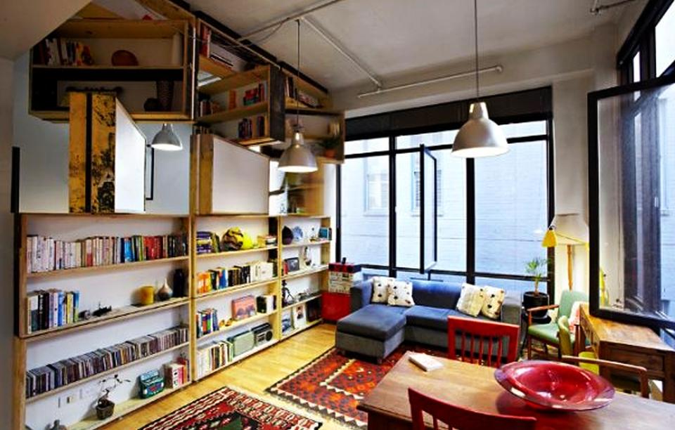 UnWaste Bookcase