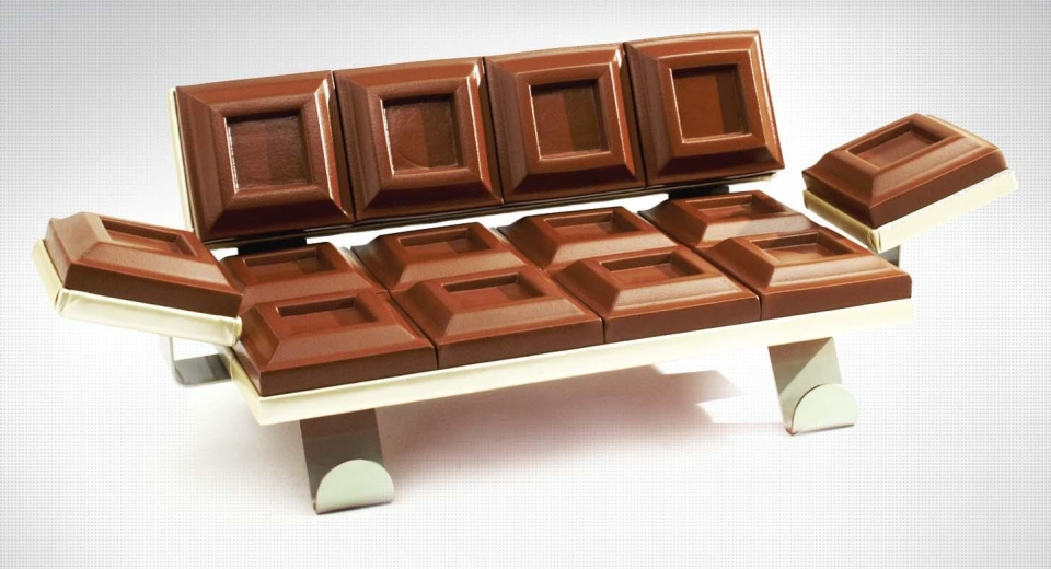 15 Drool-worthy furniture pieces in shape of your favorite food