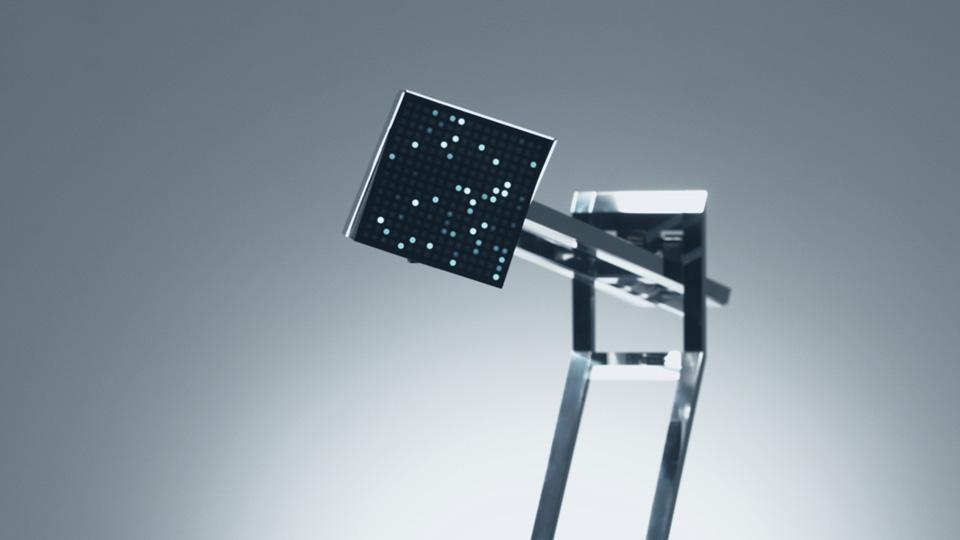 Anodos RAL 9000 Robotic Lamp