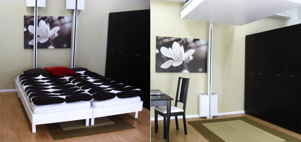 Bedaway Ceiling Bed