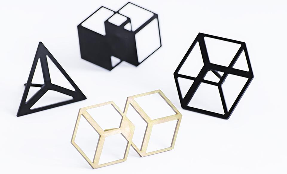 Gancho geometric wall hangers