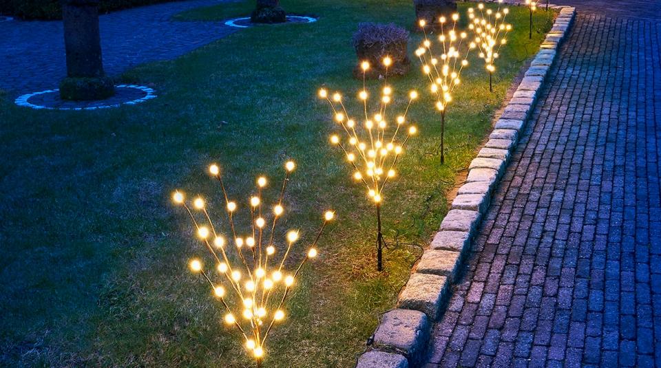Mini tree with LED Lights