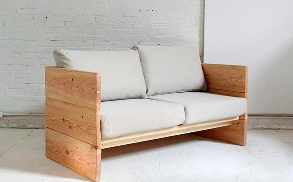 Modern Box Sofa